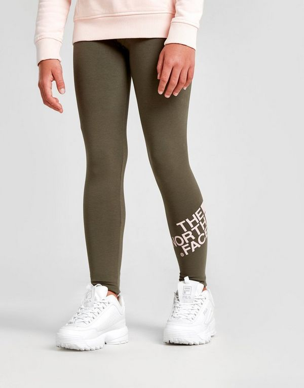 21ad7def2 The North Face Girls' Leggings Junior   JD Sports