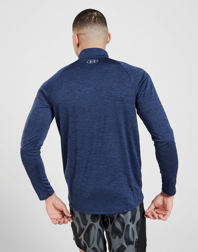 Under Armour camiseta de manga larga Tech 1/4 Zip