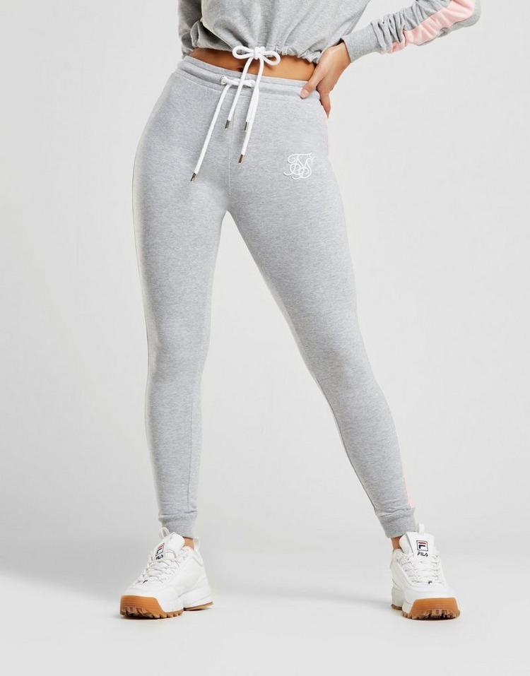 SikSilk Panel Fleece Pants Dames