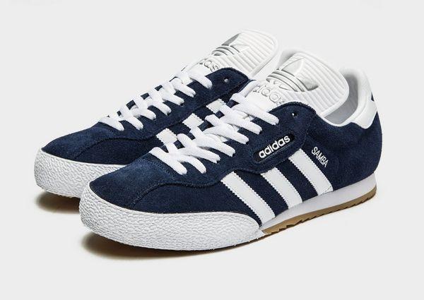Standard Adidas Originals Samba Super Suede Mens Trainers