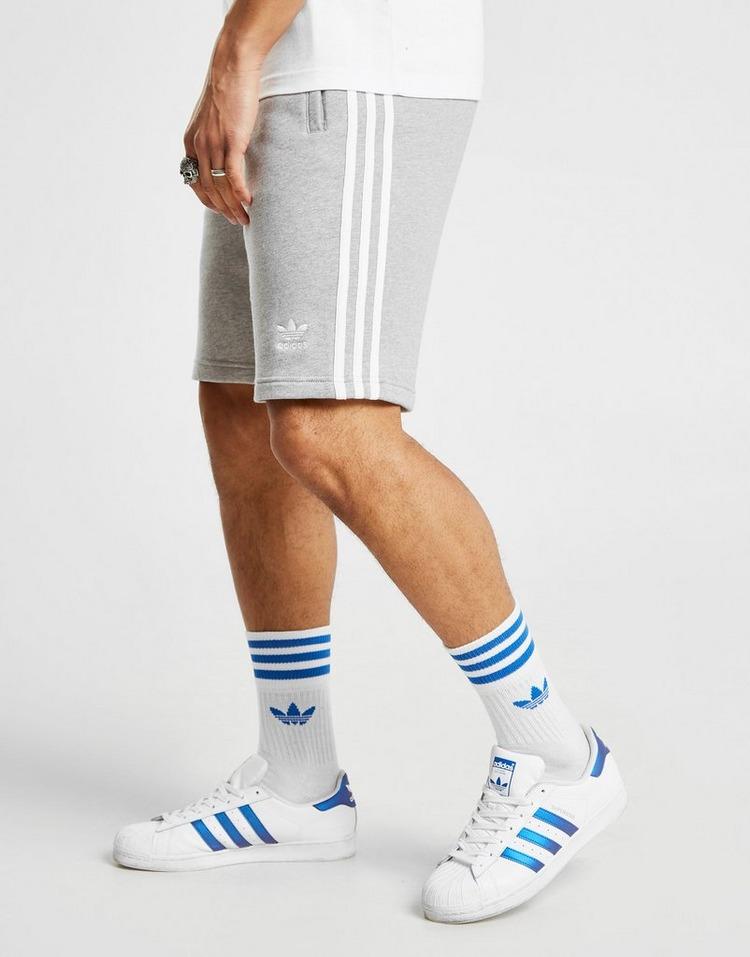short adidas homme rayure