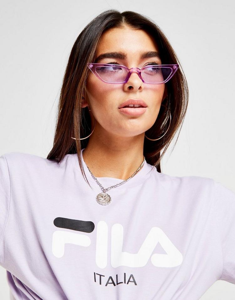 FILA ELLA BYFRND T LILACWHT