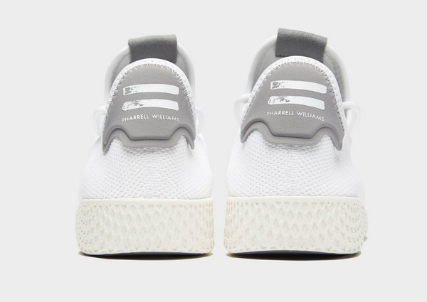 especial para zapato promoción especial mejor selección de 2019 Buy White adidas Originals x Pharrell Williams Tennis Hu | JD Sports