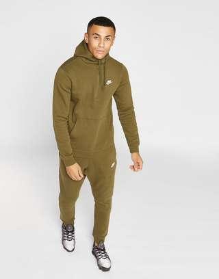 Nike Foundation Cuffed Fleece Joggers | JD Sports