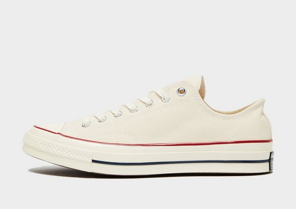 Converse Chuck Taylor All Star 70's Low in Bianco | JD Sports