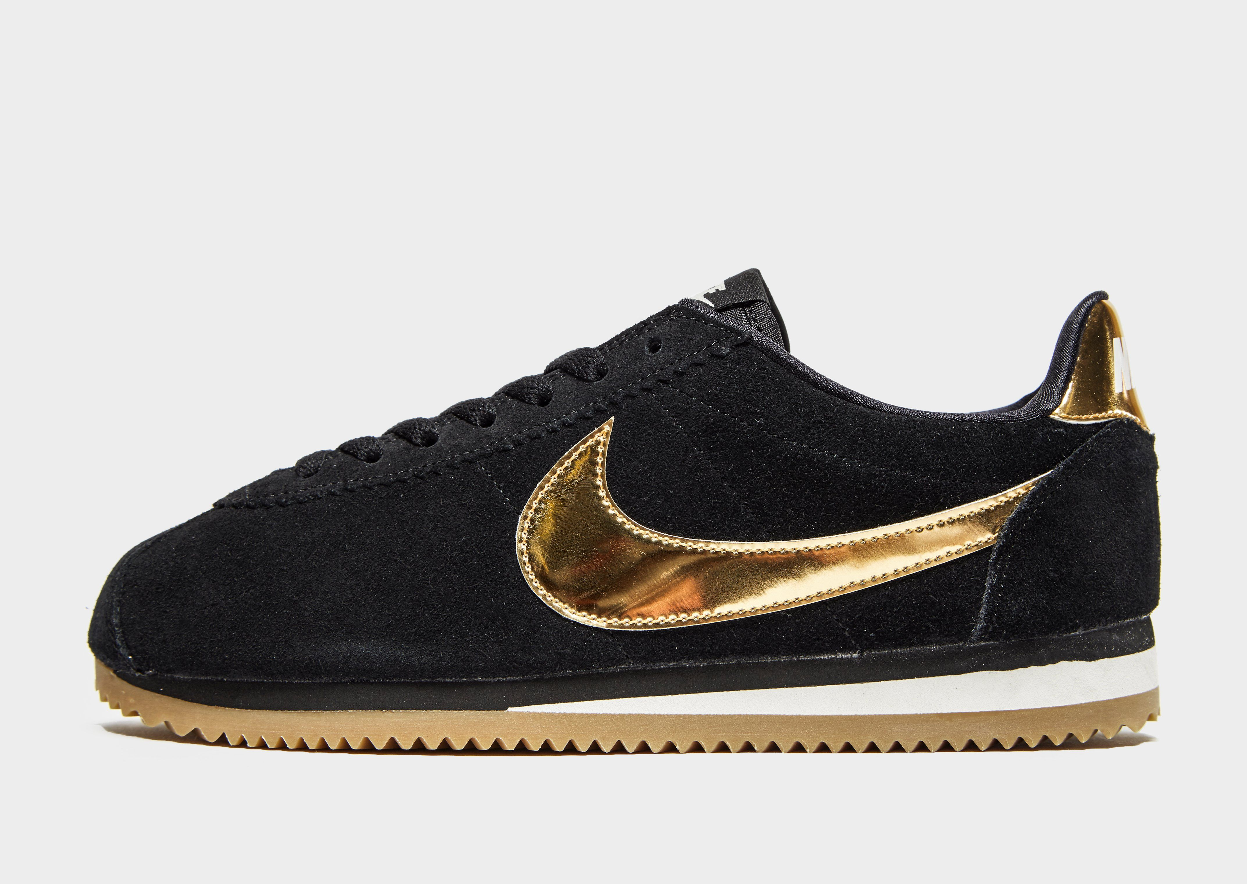 f0193334d761 Nike Cortez Suede Dame