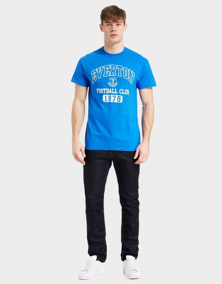 Official Team Camiseta del Everton F.C 1878