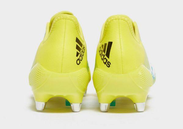 Adidas Herren Rugby Predator Malice SG Boots Gelb AC7729