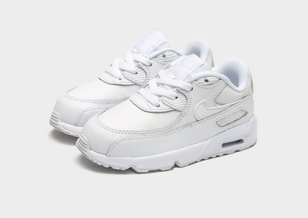 Buy White Nike Air Max 90 Infant | JD Sports