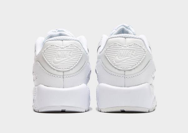 Buy White Nike Air Max 90 Infant | JD Sports