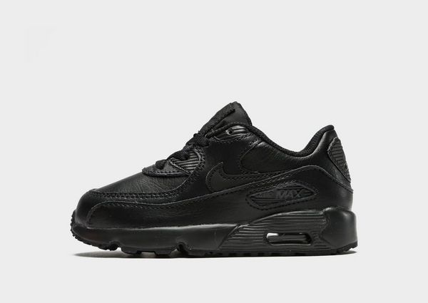 f61b1caf119 NIKE Nike Air Max 90 Leather Baby & Toddler Shoe