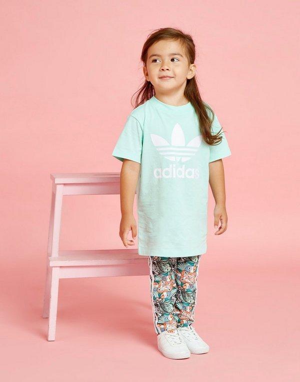 f44e4eb1ef90fc adidas Originals Zoo T-Shirt & Leggings Set Infant | JD Sports