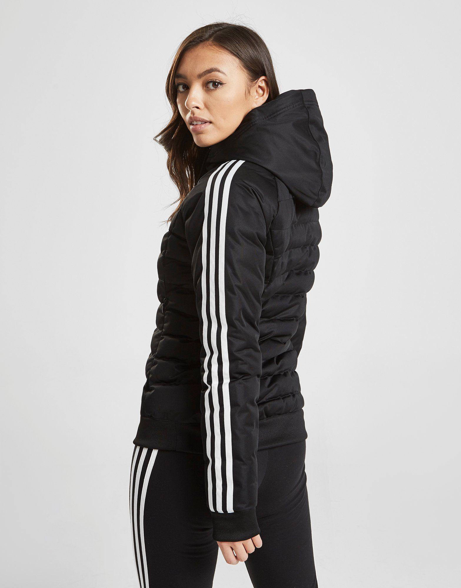 adidas Originals chaqueta 3-Stripes Padded