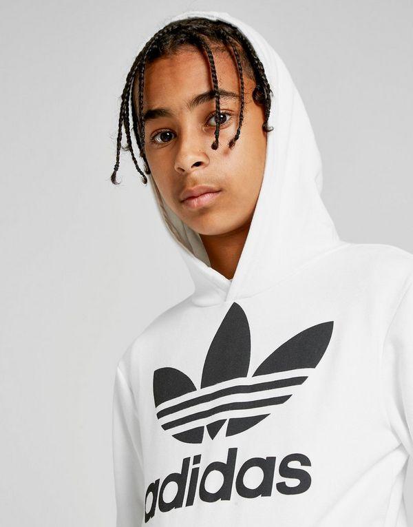 7436f2edfd3ca adidas Originals Trefoil Hoodie Junior