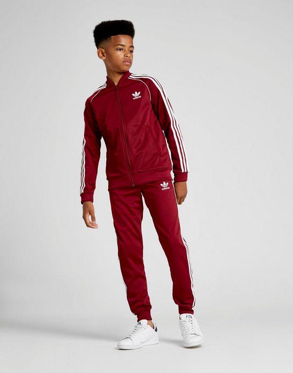 889b675d1 adidas Originals pantalón de chándal Superstar júnior