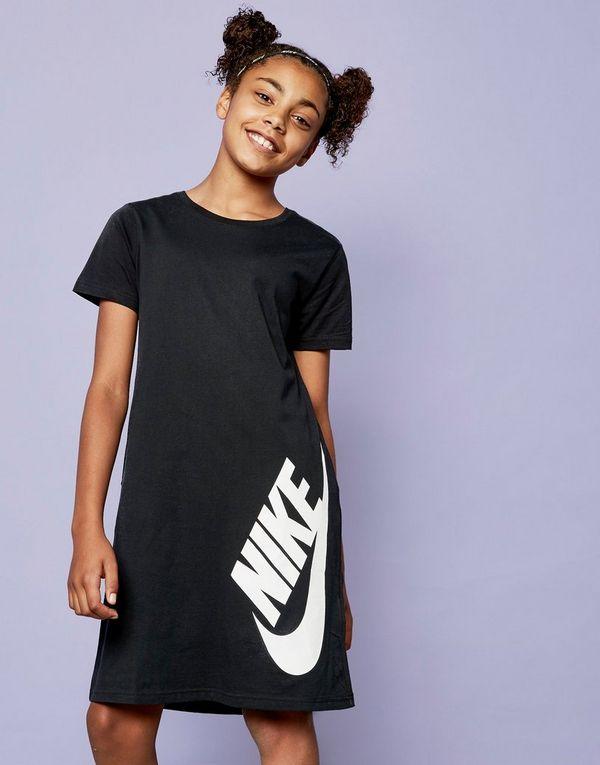 02384a37fc4a5 Nike Girls  Futura T-Shirt Dress Junior