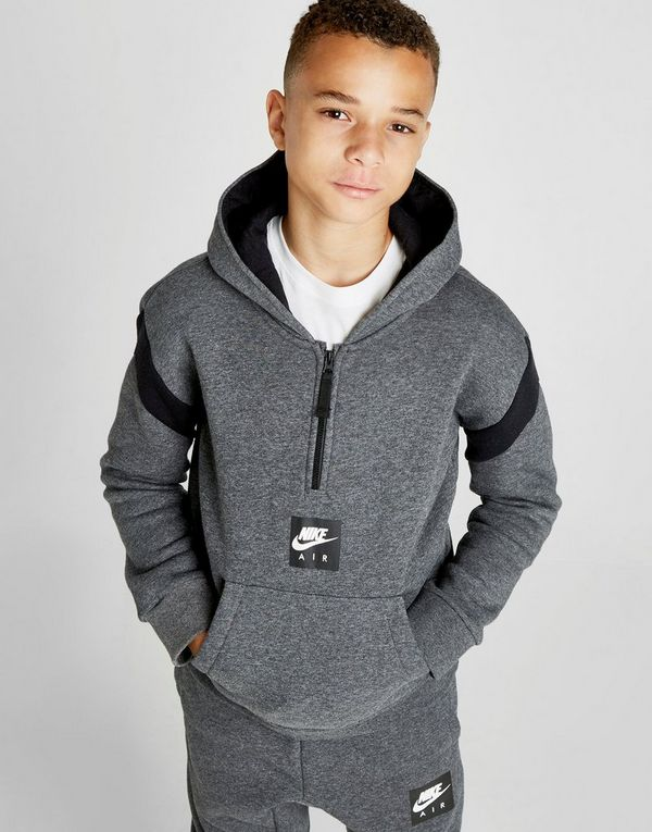 san francisco 096d8 5eb5c Nike Air 1 2 Zip Hoodie Junior   JD Sports