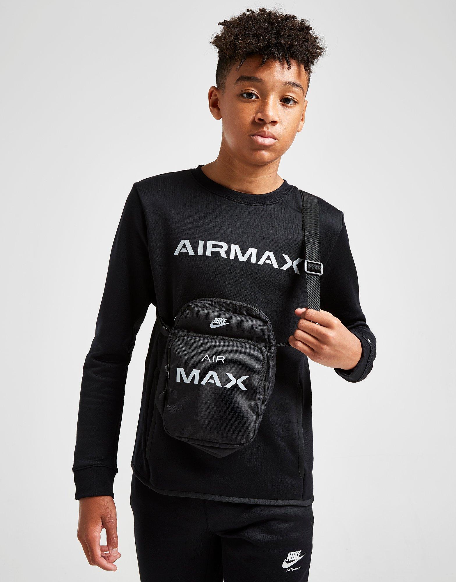 separation shoes 92eba ea997 Nike Air Max FT Crew Sweatshirt Junior   JD Sports