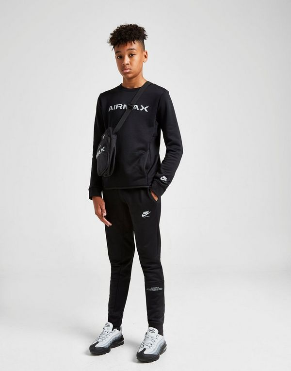 finest selection abfb1 7680c Nike Air Max FT Crew Sweatshirt Junior