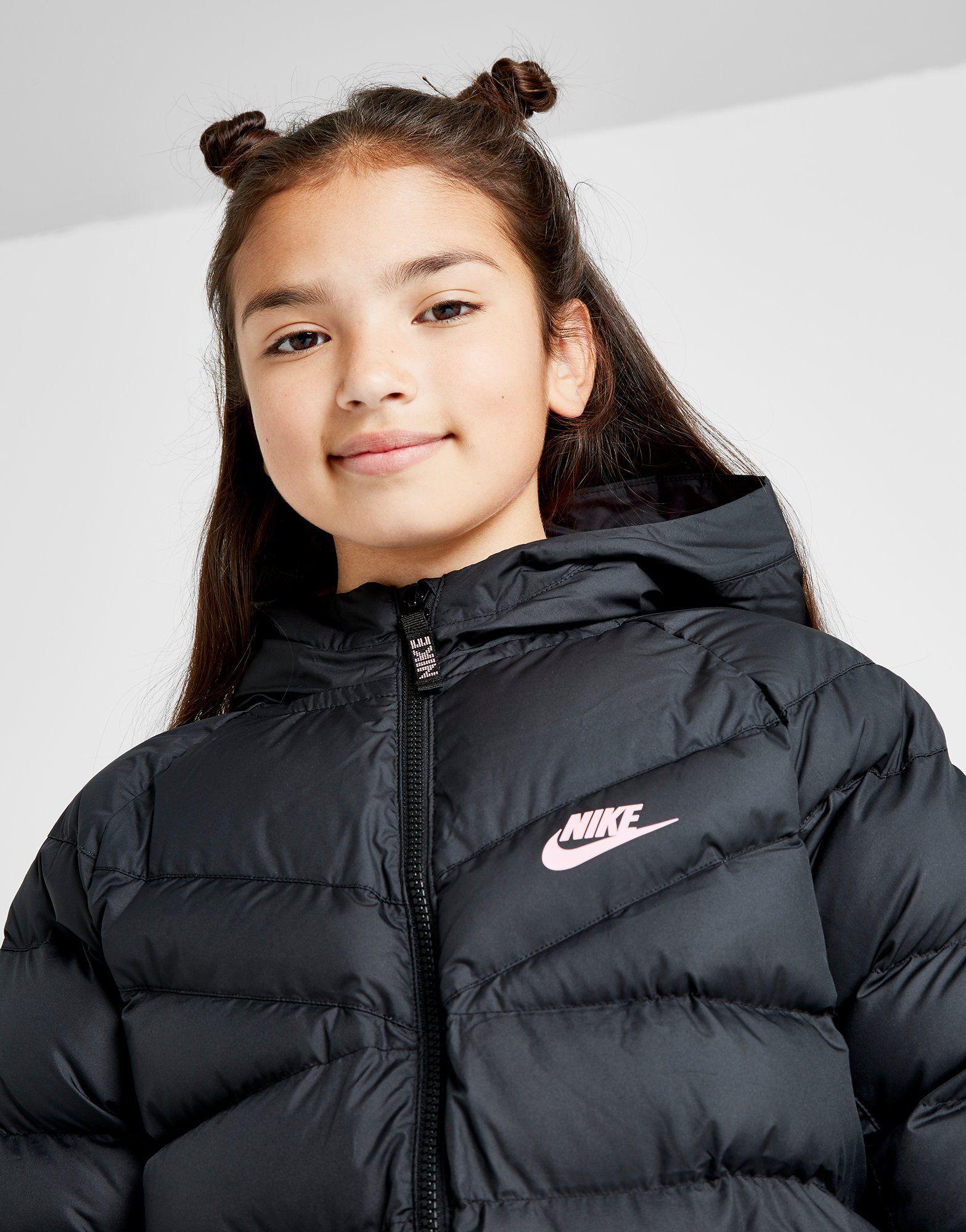 Nike Girls' Padded Jacket Junior