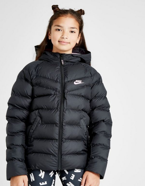 da8e82a9a7ef Nike Girls  Padded Jacket Junior