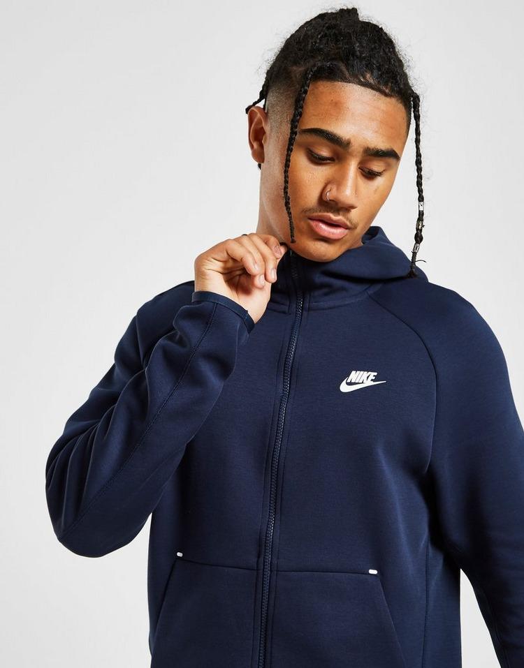 Nike Sweat à capuche Coupe Vent Polaire Tech Homme