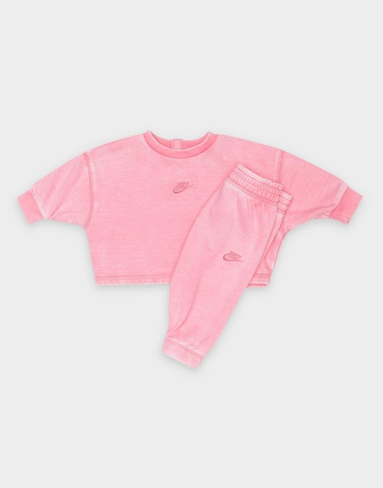 Nike Oversize Girl's Crew Set Infant's