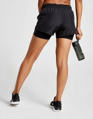 prezzo competitivo 54d2e a06ba Nike Running 10k 2 in 1 Shorts Donna   JD Sports