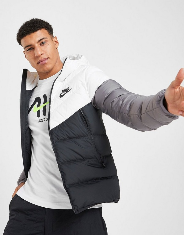 Nike Down Fill Bubble Jacket