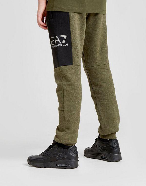 ea35230e7 Emporio Armani EA7 pantalón de chándal Tritonal Foil júnior