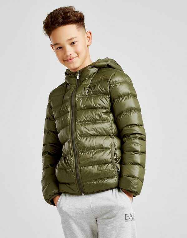 90cefe75065b Emporio Armani EA7 Core Down Jacket Junior