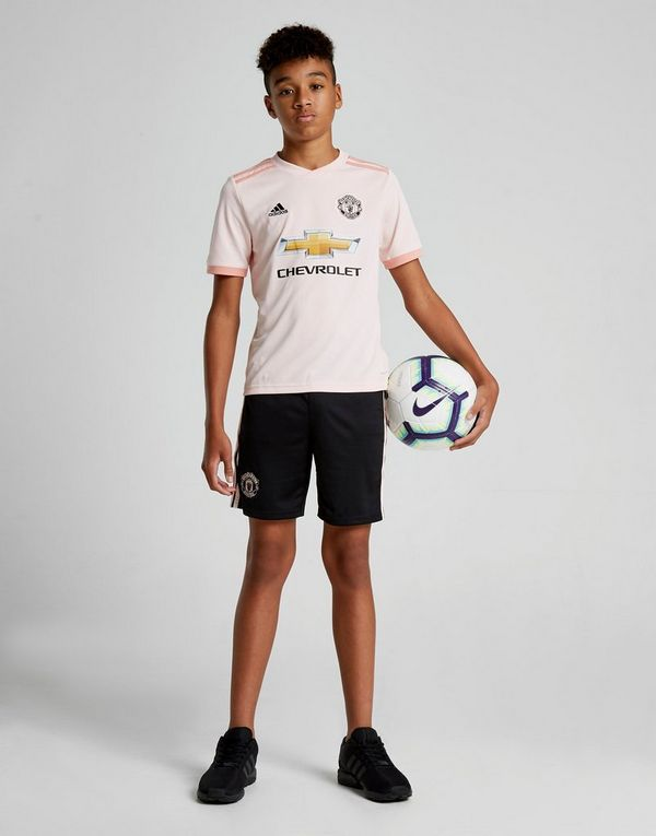 a86c66e34 adidas Manchester United FC 2018 19 Away Shirt Junior
