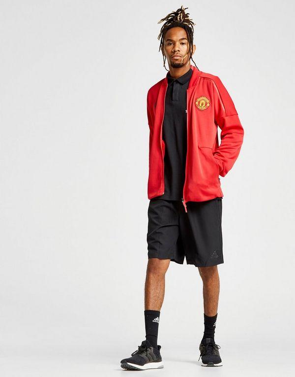 10cb946d3 adidas Manchester United FC 2018 19 Zone Jacket