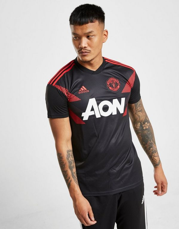 6be82263254 ADIDAS Manchester United Home Pre-Match Jersey | JD Sports
