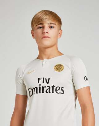 new product ee102 03e93 Nike Paris Saint Germain 2018 19 Away Shirt Junior   JD Sports