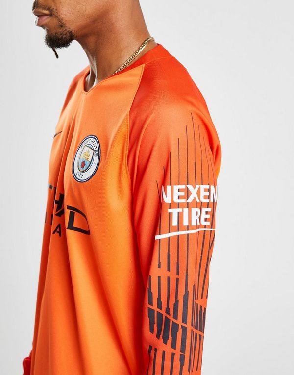 9d95f9e6c Nike camiseta de portero Manchester City 2018 19 1.ª equipación