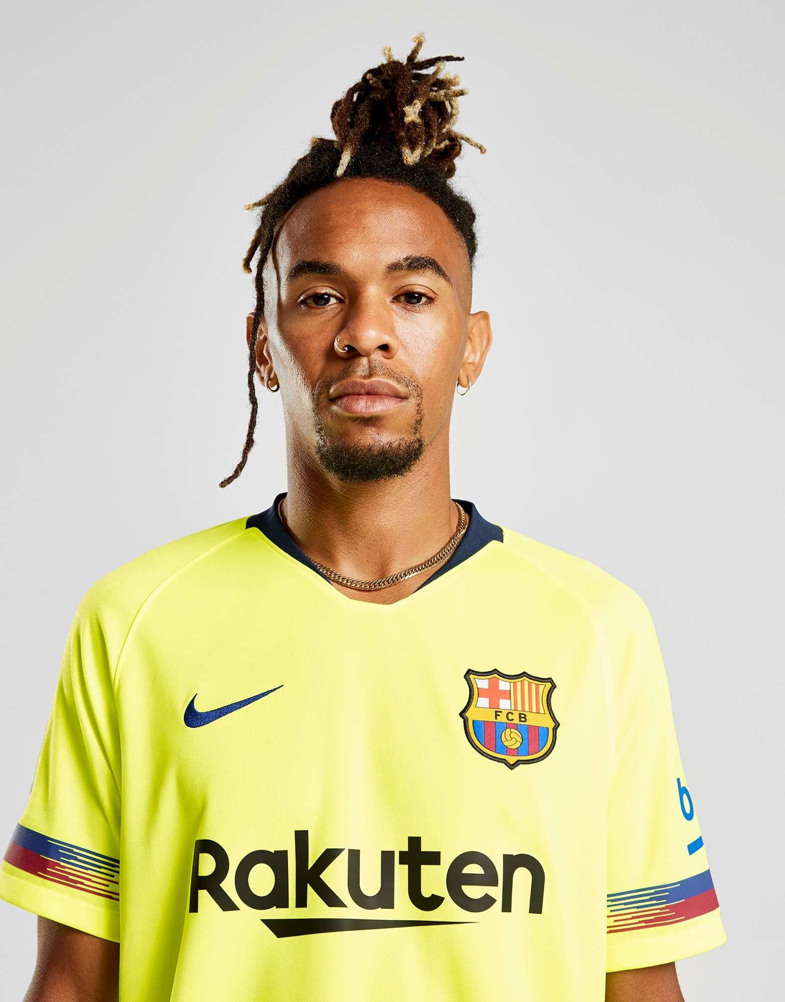 f2abed0f58f NIKE 2018 19 FC Barcelona Stadium Away Men s Football Shirt