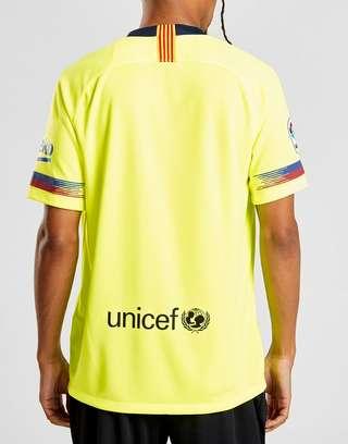 9b2684924 NIKE 2018 19 FC Barcelona Stadium Away Men s Football Shirt