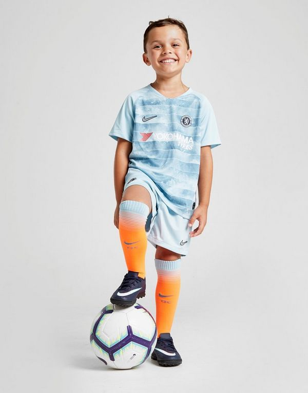 cd49cc45530 Nike Chelsea FC 2018/19 Third Kit Children | JD Sports