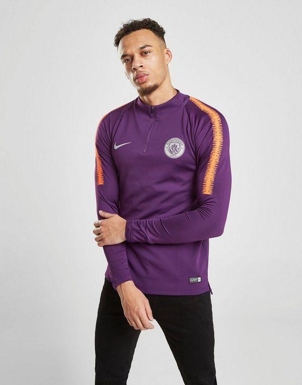 03ffd102 Nike Manchester City FC Squad Drill Top | JD Sports