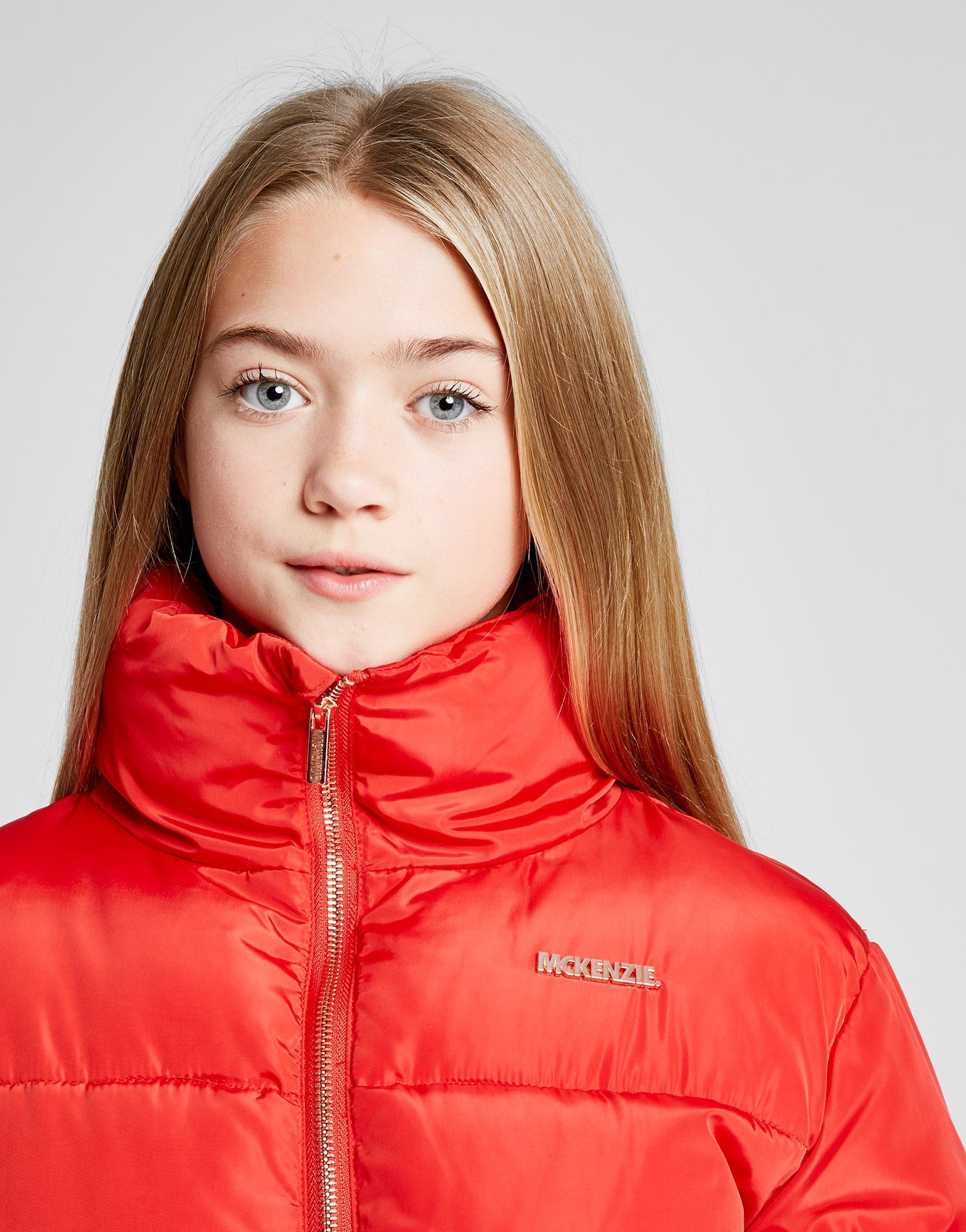 McKenzie Girls' Eden Crop Jacket Junior