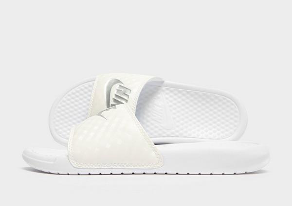 Nike chanclas Benassi Just Do It Slides para mujer