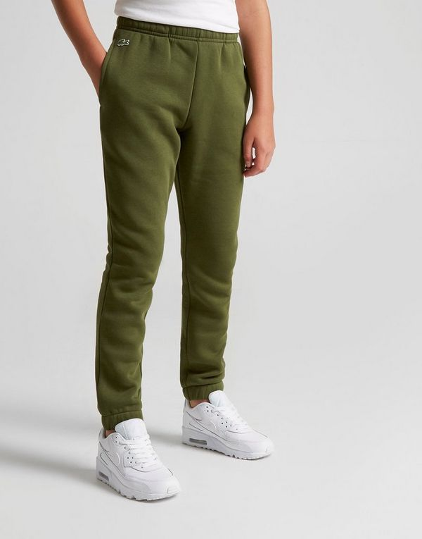 2c7ffcd4d Lacoste Small Logo Joggers Junior | JD Sports