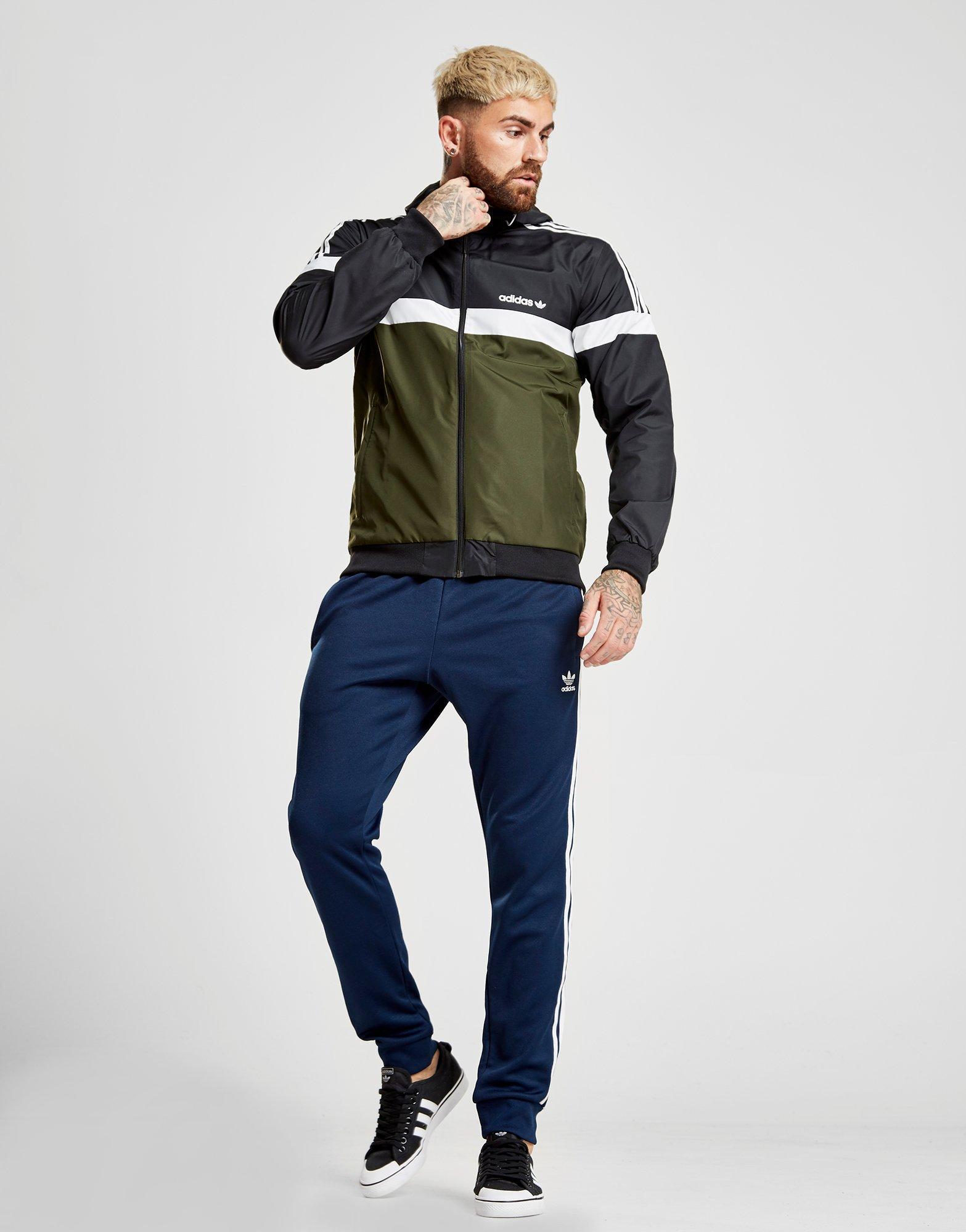 adidas originals veste reversible itasca