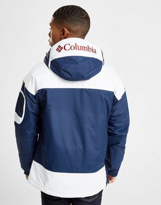 separation shoes e9d6a d7a9a Columbia Challenger Pullover Giacca | JD Sports