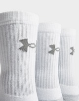 Under Armour pack de 3 calcetines HeatGear Tech