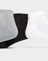 Under Armour 3 Pack HeatGear Tech Socks