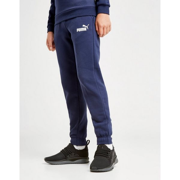 a46ee1e5ef927e PUMA Core Logo Track Pants Junior ...