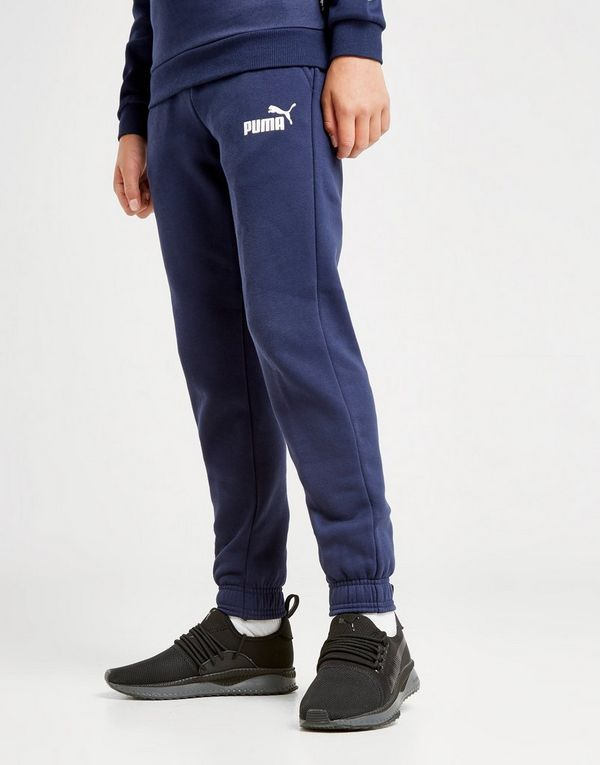 007a4642917864 PUMA Core Logo Track Pants Junior