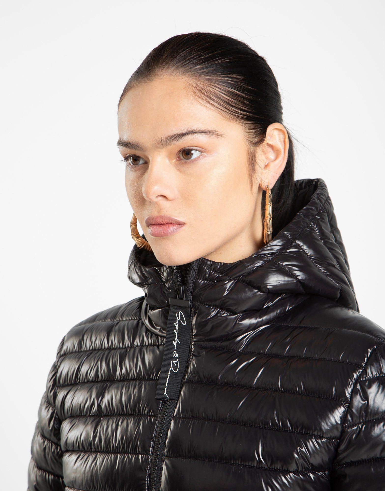 Supply & Demand Lightweight Padded Bubble Jacket